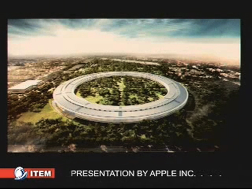 Apple Mothership