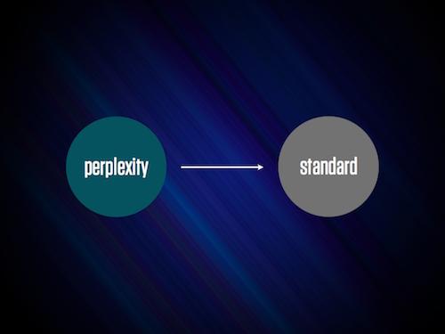 Perplexity -- Standard