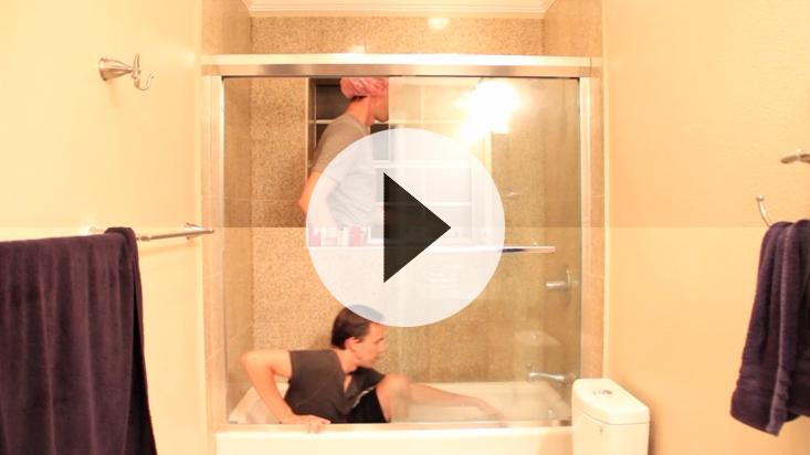 Shower Vid 17